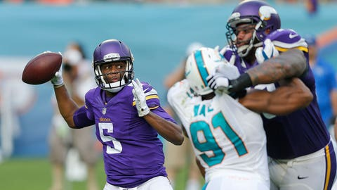 Minnesota: Quarterback Teddy Bridgewater