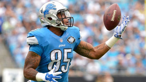 Detroit: Tight end Eric Ebron