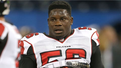 Arizona: Inside linebacker Sean Weatherspoon
