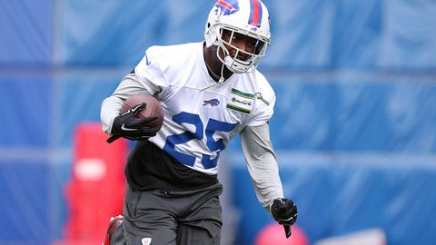 Can LeSean McCoy be as successful in Buffalo as he was in Philadelphia?