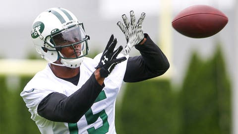 Jets WR Brandon Marshall