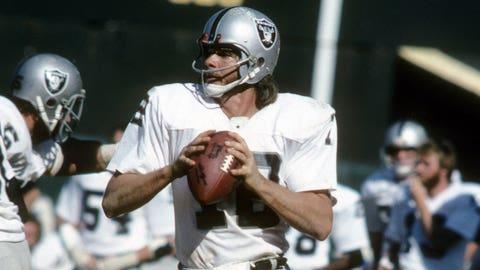 Super Bowl XI: Ken Stabler vs. Fran Tarkenton