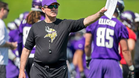 16. Minnesota Vikings