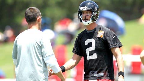 21. Atlanta Falcons