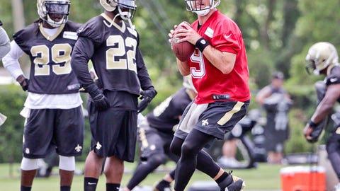 23. New Orleans Saints
