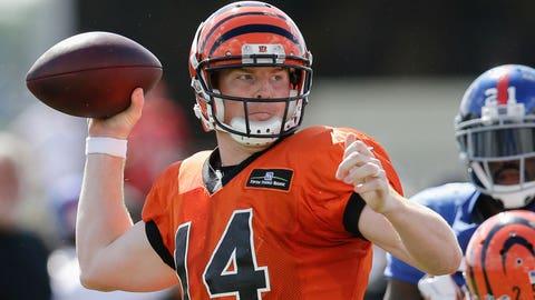 TCU: Andy Dalton (NFL quarterback)