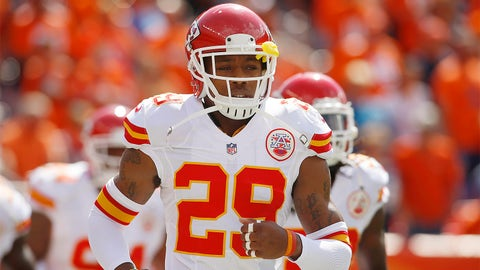 Eric Berry says he 'definitely' won't play under Chiefs tag in 2017