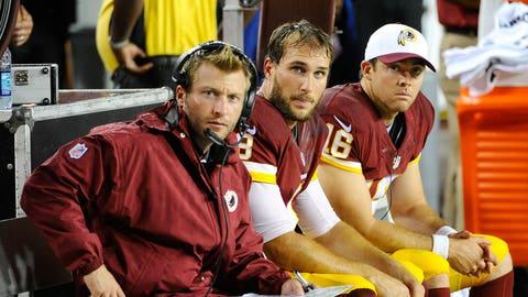 Sunday: Redskins at Cardinals