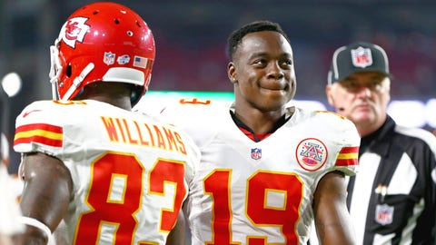 Jeremy Maclin says Chiefs left him voicemail telling him he was cut
