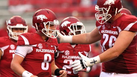 Dan Skipper, OT, Arkansas