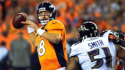 2013: Broncos 49, Ravens 27