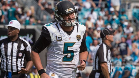 Jacksonville Jaguars: The Great Regression