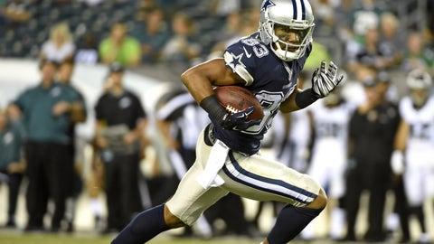 Dallas Cowboys -- Terrance Williams (WR)
