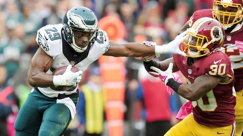 Not as Advertised Award: DeMarco Murray