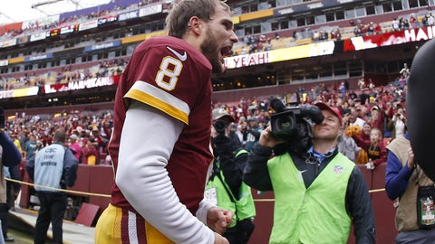 Kirk Cousins, not just a game manager