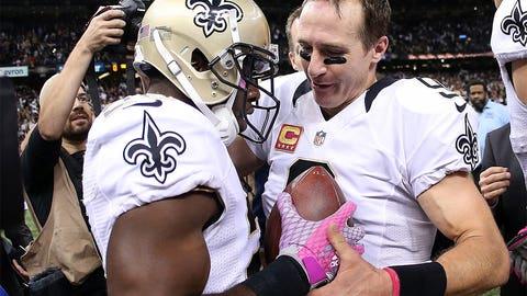 New Orleans Saints vs. Dallas Cowboys - Oct. 4, 2015