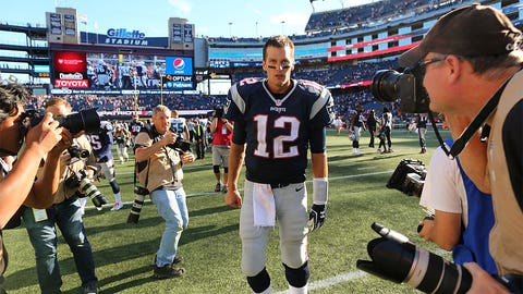 MVP: New England QB Tom Brady