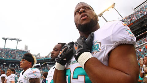 Most disappointing player: Miami DT Ndamukong Suh