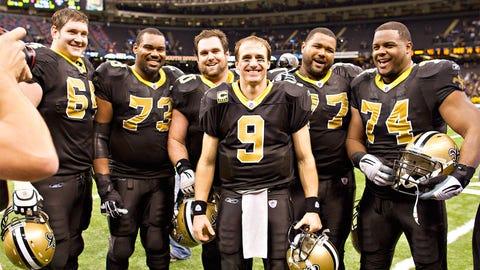 New Orleans Saints vs. Atlanta Falcons - Dec. 26, 2011