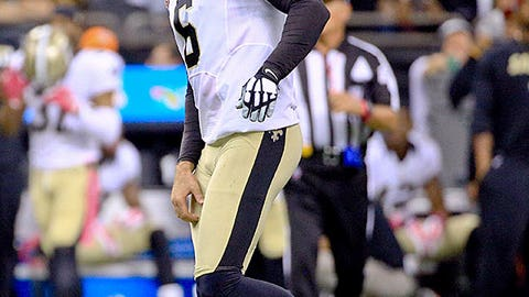 11. New Orleans punter Thomas Morstead