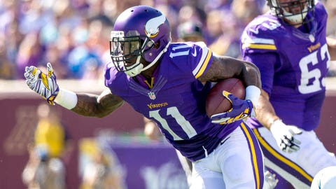 Biggest disappointment: Mike Wallace