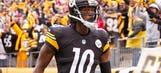 Suspended Steelers WR Martavis Bryant reportedly takes big step toward returning