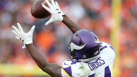 Best story of the season: Stefon Diggs' emergence