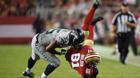 Seahawks defense doesn't fold