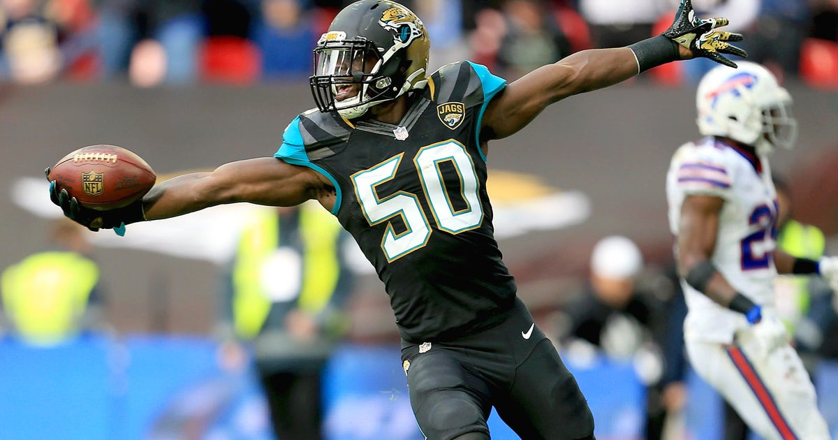 Watch Jaguars Score Two Defensive Tds In Seven Seconds