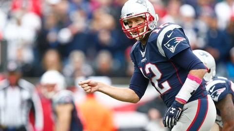 Running Man Award: Tom Brady