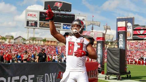 3: Tampa Bay wide receiver Vincent Jackson