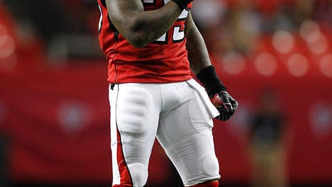 7: Atlanta strong safety William Moore