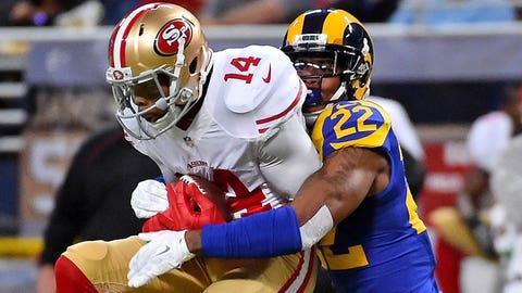 Los Angeles Rams cornerback Trumaine Johnson