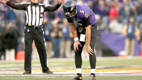 Baltimore Ravens (5-11): D+