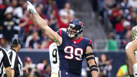 Houston Texans Season In Review