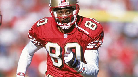 49ers WR Jerry Rice: Raiders, Seahawks