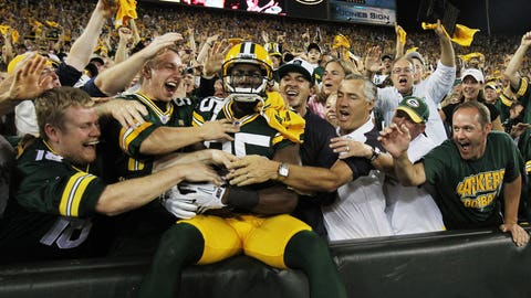 2011: Packers 42, Saints 34