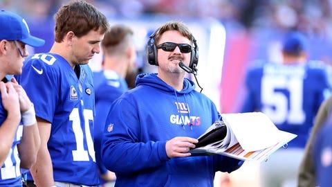 Ben McAdoo -- New York Giants