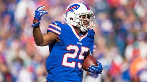 LeSean McCoy, RB, Bills (thumb): Active