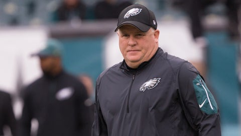Chip Kelly - Philadelphia Eagles