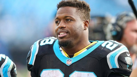 Jonathan Stewart, RB, Panthers