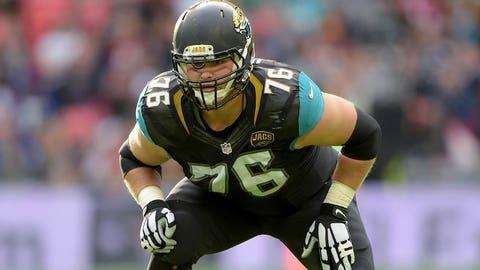 LT Luke Joeckel, Jacksonville Jaguars