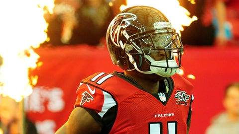 The Falcons look to end a two-game skid