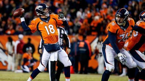 Denver Broncos (12-4): A