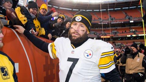 WINNER: Pittsburgh Steelers