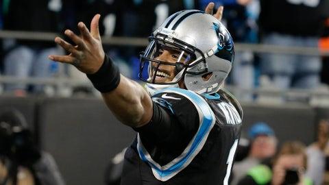 Carolina Panthers (15-1): A+