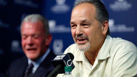Chuck Pagano, Indianapolis Colts