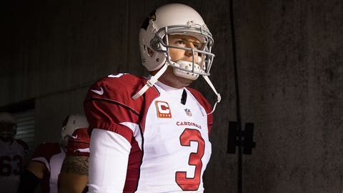 Comeback player: Arizona quarterback Carson Palmer