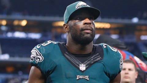 Biggest disappointment player: Philadelphia running back DeMarco Murray