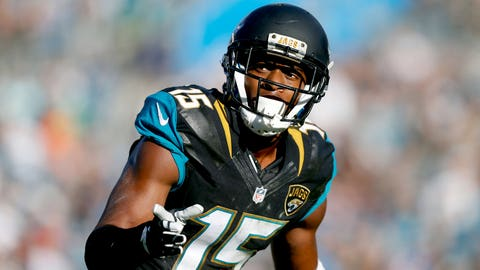 Jacksonville Jaguars: Allen Robinson, WR